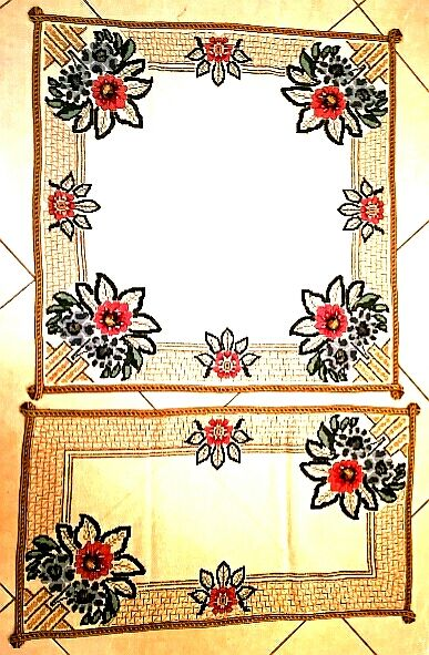 LUXURY EMBROIDERY ART - Oldvalue