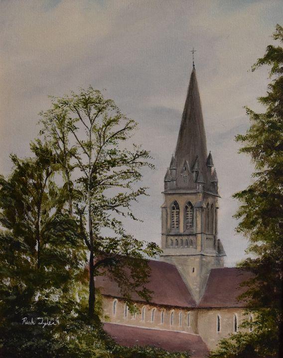 Cathedral In Killarny - The BowTie Galleria