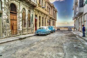 Cuba side street