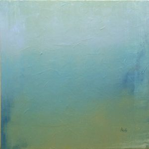 Blue #3 Key West - Paintings by Joseph Piccillo