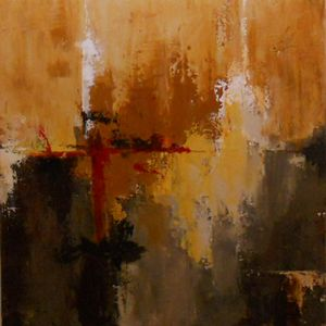By George's Cabin - Paintings by Joseph Piccillo