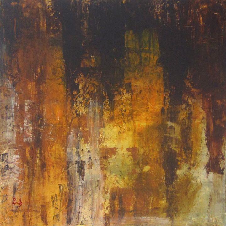 After Tarrega - Paintings by Joseph Piccillo