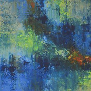 L'acqua Blu SOLD