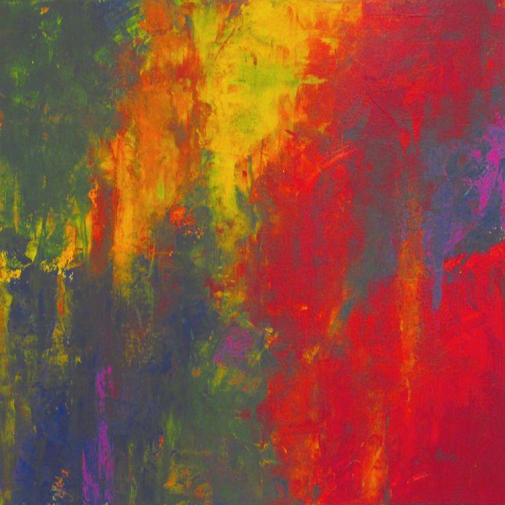La Trinita #1 - Paintings by Joseph Piccillo