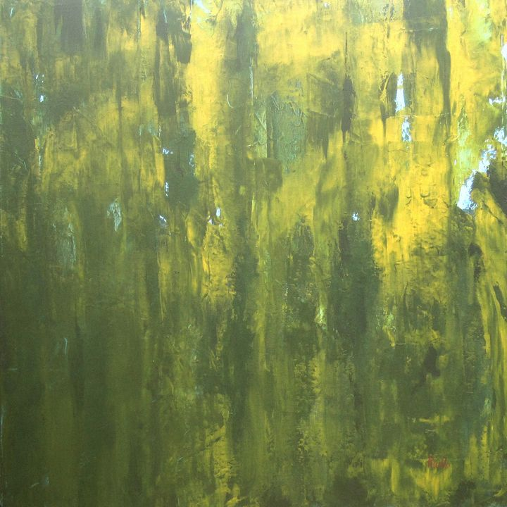 In the Mangroves - Paintings by Joseph Piccillo