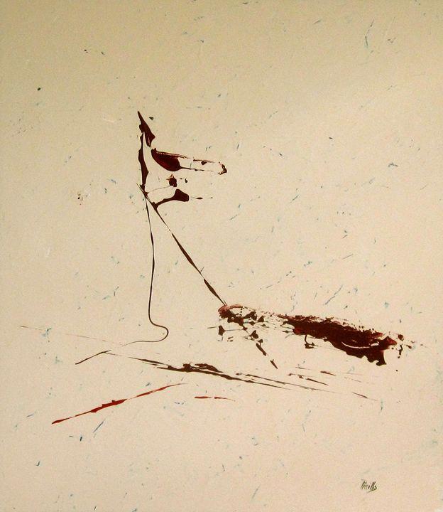Violinista - Paintings by Joseph Piccillo