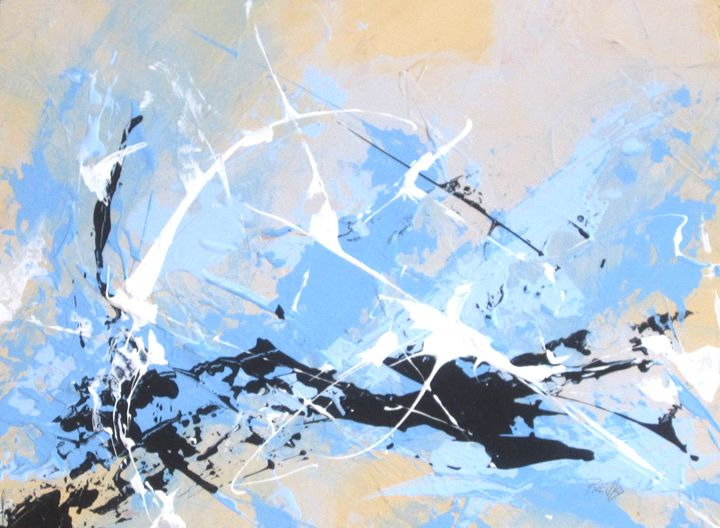 Where Gulls Fly - Paintings by Joseph Piccillo