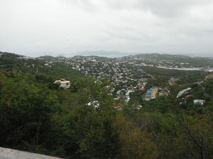 Mountaintop View - Paradise