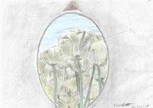 peacfull flowers