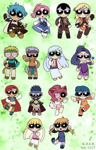 Star Ocean FD Powerpuffs