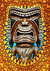 Tribal Tiki - Aloha Daydream
