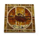 Amber mosaic