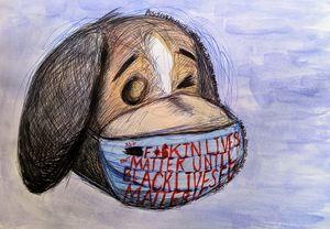 Positive Profanity Puppy's Message - Deadstock Foods!