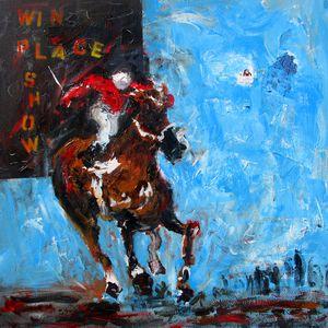 "Eddie 'D"" - John Dunn Art"