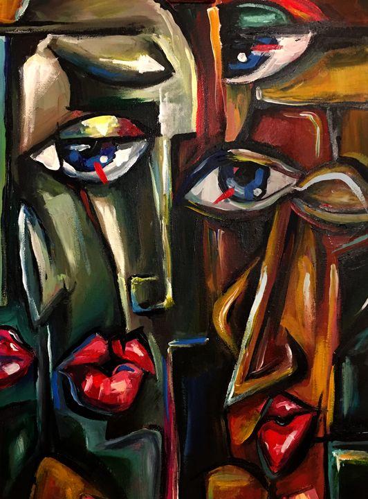 Faces - ARTBYNASTIE