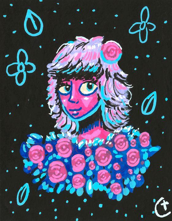 "October Day 22: ""Flower"" - CT Artistry"