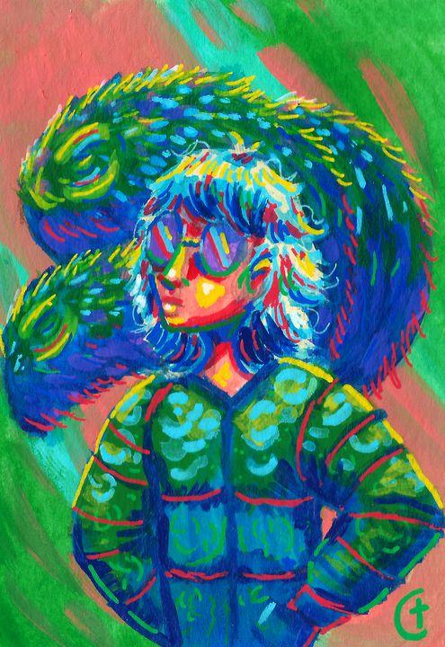 Powerful Rainbow Boi - CT Artistry