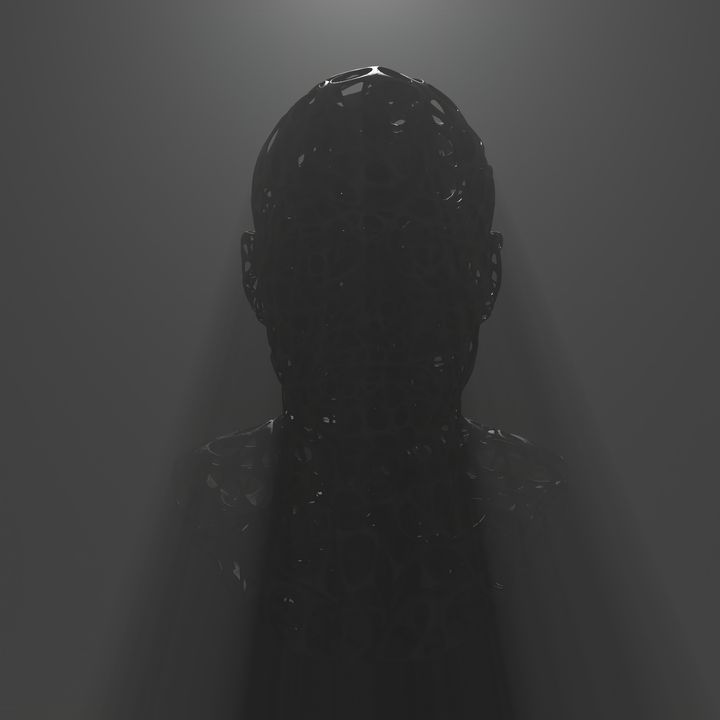 God Rays - Woolstanwood Digital Art