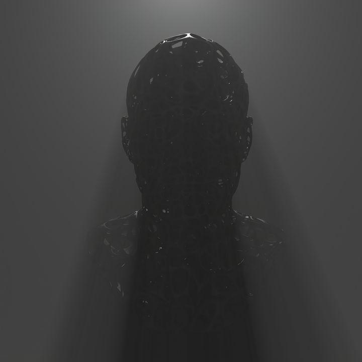 God Rays - Jason Podmore Art