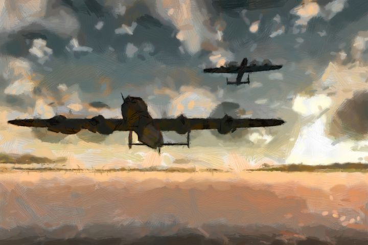 Wingman - Woolstanwood Digital Art