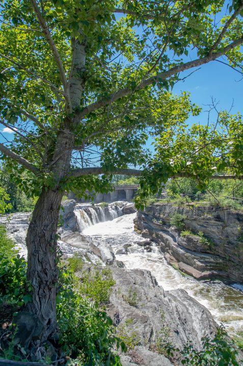 Hog's Back Park and waterfall 10 - Bob Corson Photography