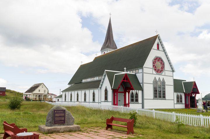 Trinity's St. Paul's Anglican Church - Bob Corson Photography