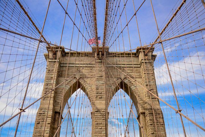 Brooklyn Bridge - Michael Marlow Photography