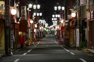 Latenight Alleyway