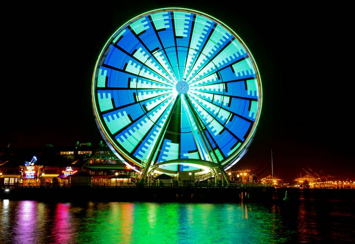 The Great Wheel - Michael Marlow Photography