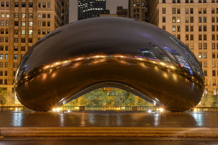 the bean - Michael Marlow Photography