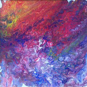 Sky Fire by Kim Leaman