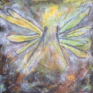 Dragonflies by Kim Leaman