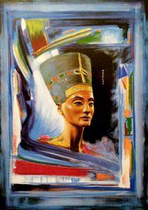 Nefertiti-Lady of Grace
