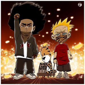 Huey & Calvin