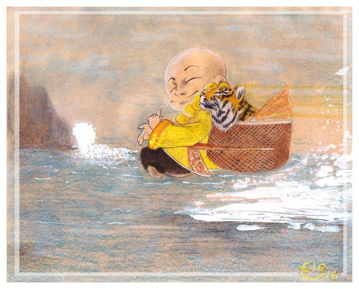 Buddha (3) - ERIC EPOTE ART