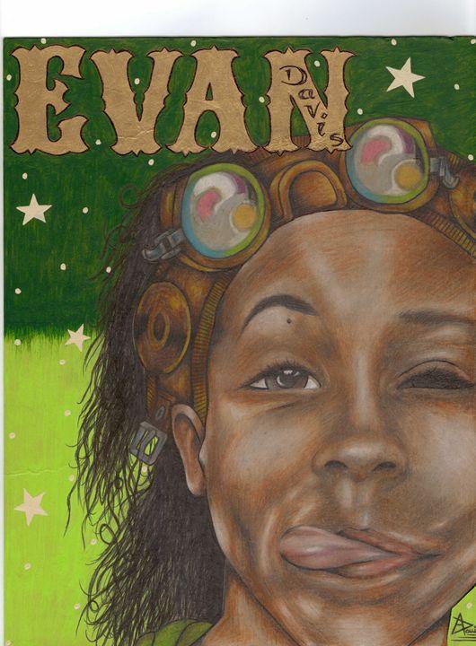 My Son Evan - Adam Davis, Artist