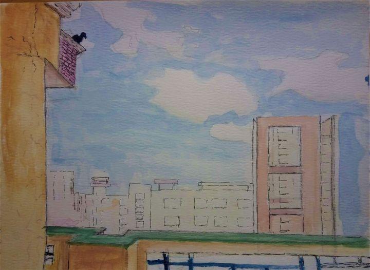 Terrace Balcony, home - Sandeep's gallery