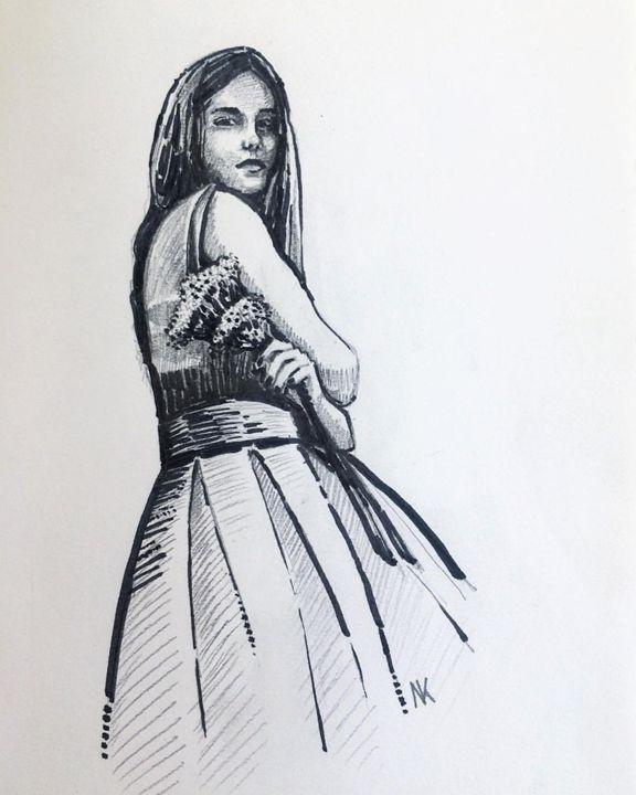 Olivia - Art & Ak