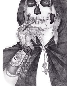Death is a Lady