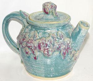 SeaGreen Teapot