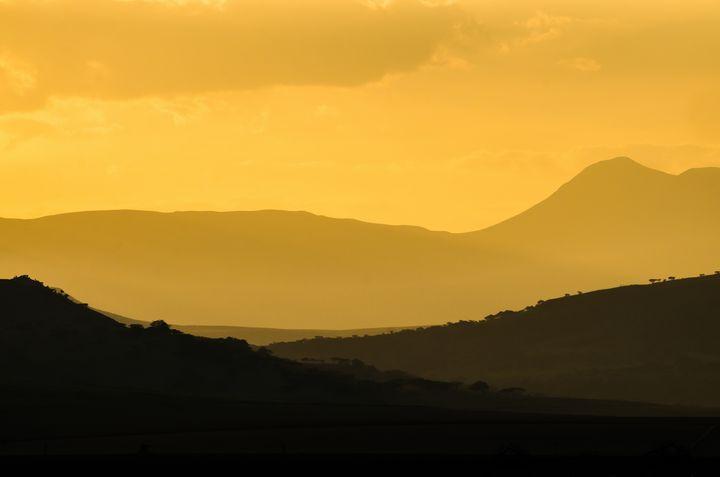 Drakensburg South Africa - Brian van Niekerk