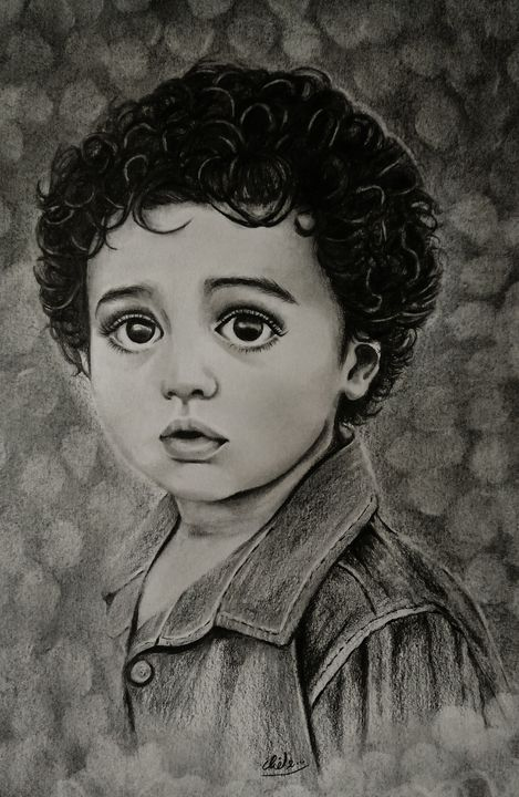 childhood - Safaa art