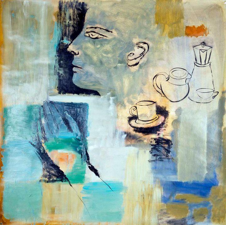 Time prayer quilt - Keren Souzakohn