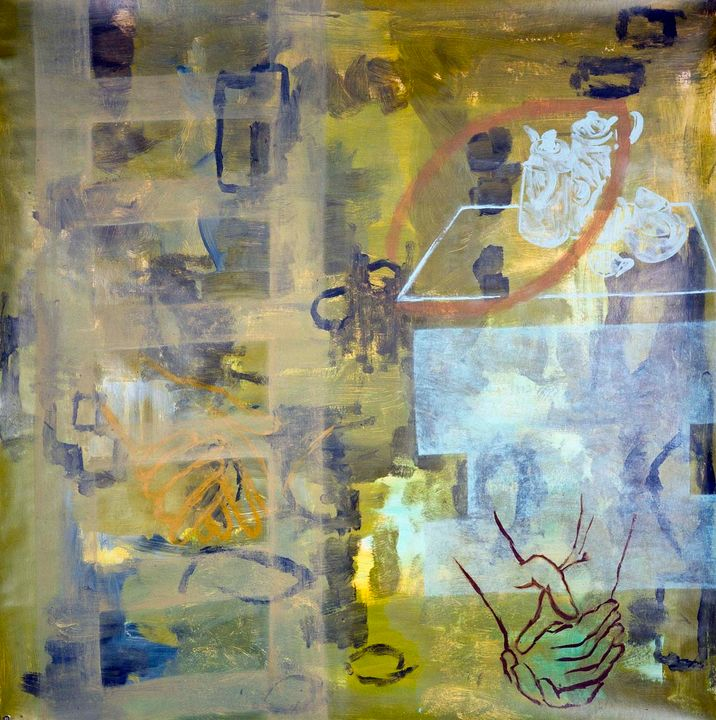 The prayer ladder - Keren Souzakohn