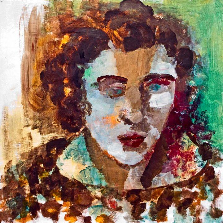 Jewish woman arrived - Keren Souzakohn
