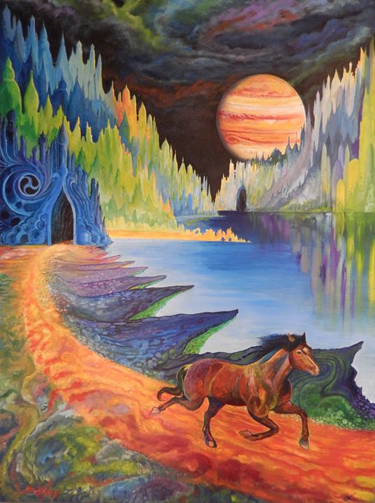 Nabiruvian Stallion - Scott Smith