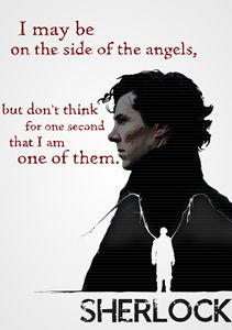 Sherlock: The Side of Angels