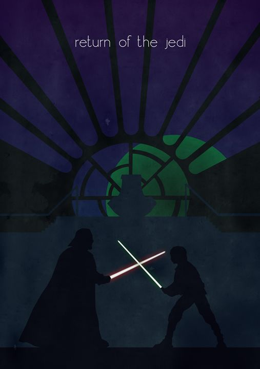Star Wars: Return of the Jedi - Adam
