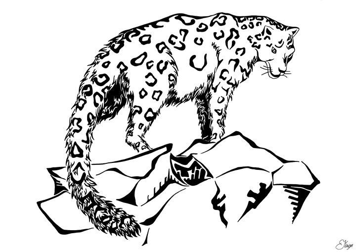 Snow Leopard - KRIYA OCEANS