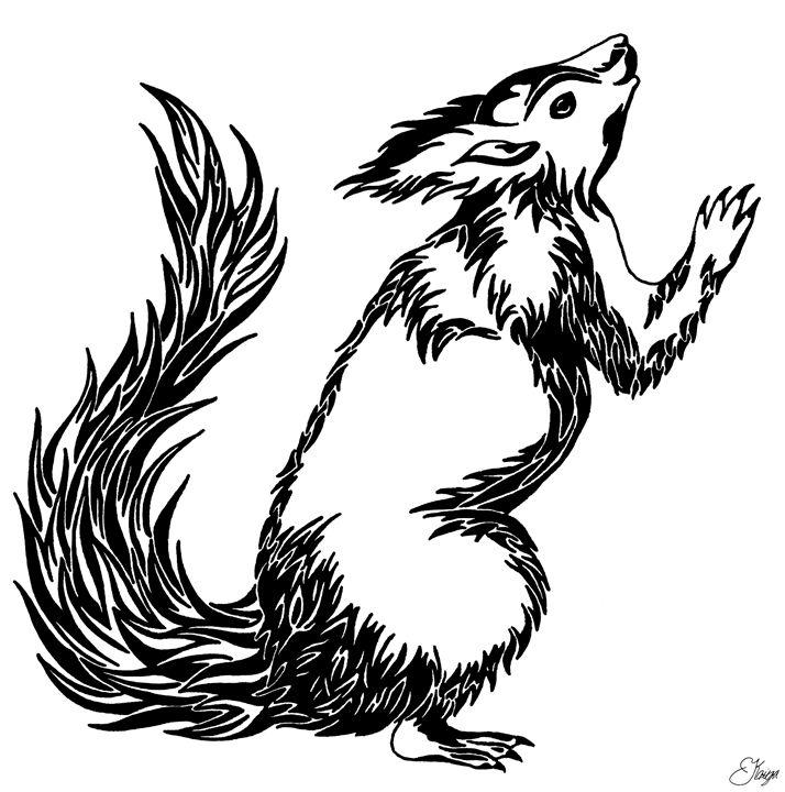 Squirrel - KRIYA OCEANS